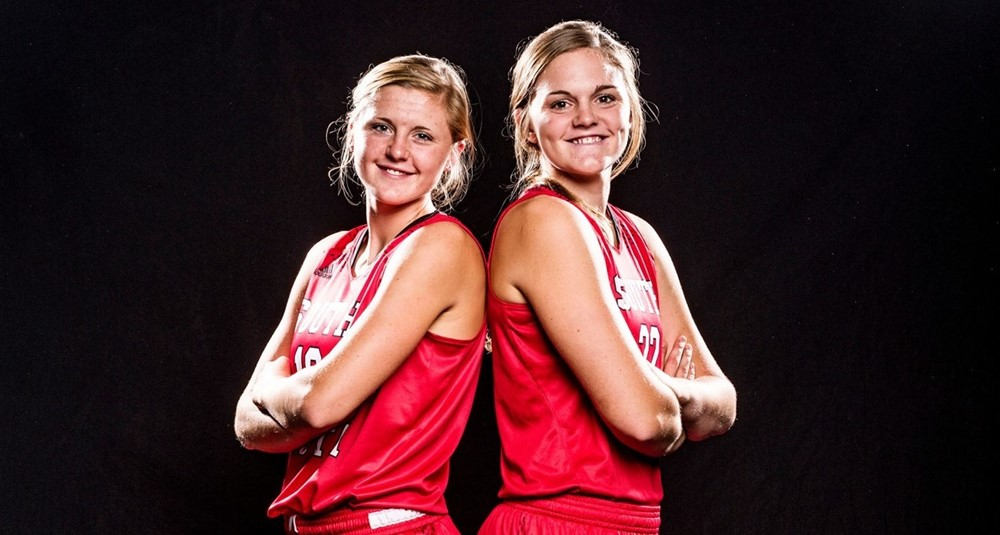 Allison Arens and Bridget Arens