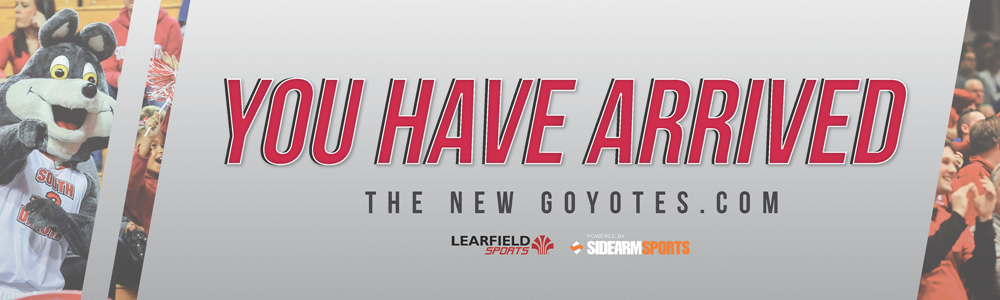 The New GoYotes.com - muted