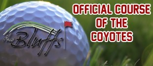 The Bluffs Official Course of the Coyotes