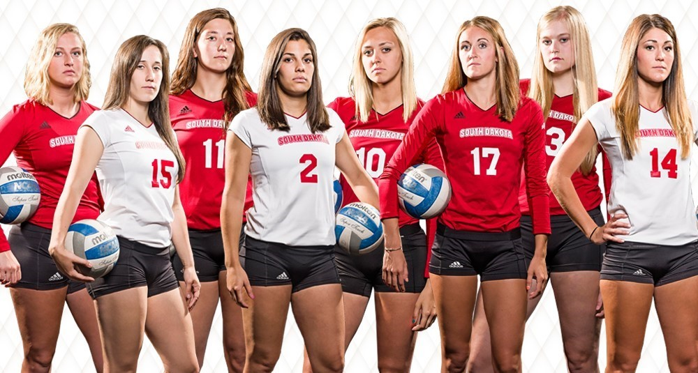 Volleyball Preseason Graphic