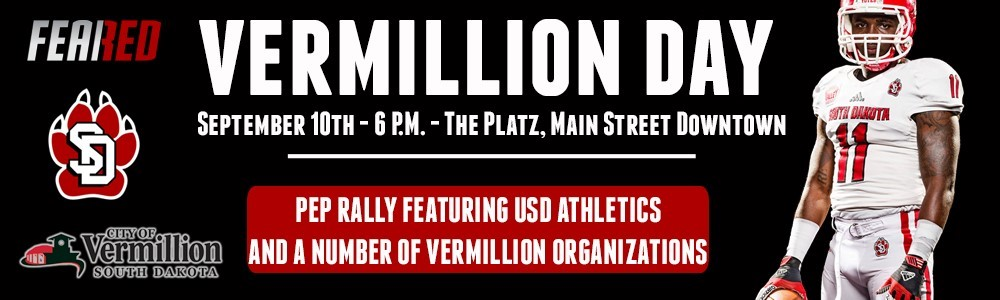 2015 Vermillion Day